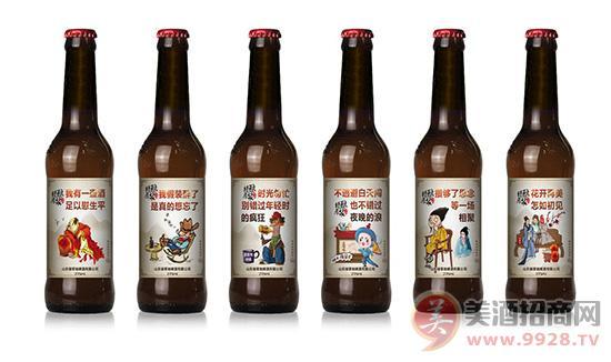 金稞精酿啤酒