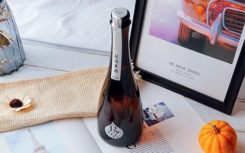 【发现琼浆】良凉起泡米酒,浙江绍兴低度米酒