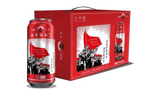 酒号公社啤酒批发价格,批发多少钱一箱?