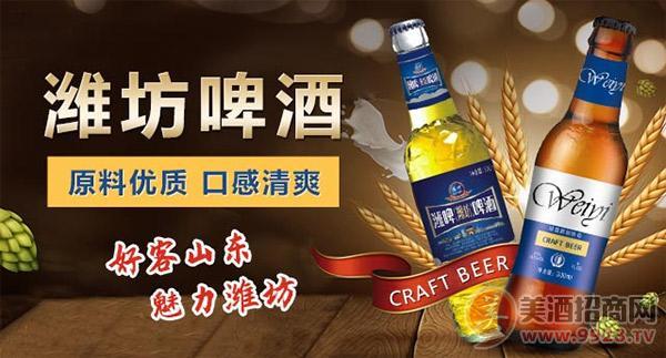 潍壹精酿啤酒