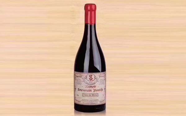 【发现美酒】法国教皇庄园红葡萄酒,卵石上的琼浆玉液