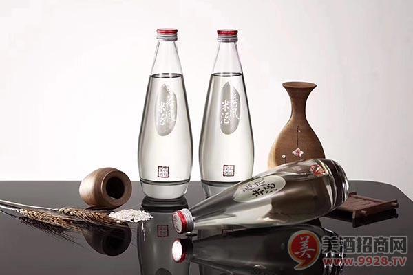 38°孔府宴·荷风米酒