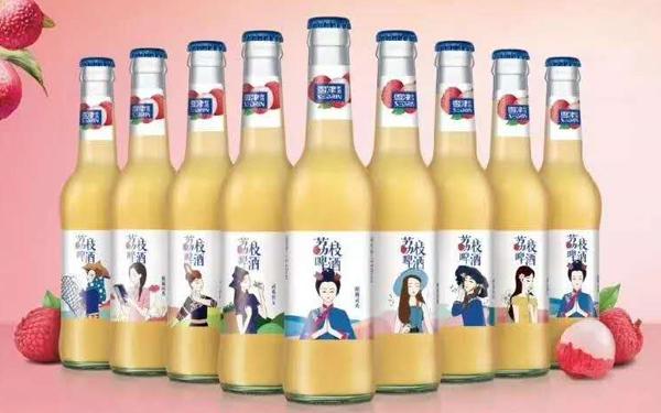 """【发现美酒】雪津荔枝啤酒,新鲜美""""荔""""喝出来"""