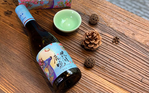 【�l�F美酒】花�g鹿�Q米酒,�p享慢生活,微醺看世界