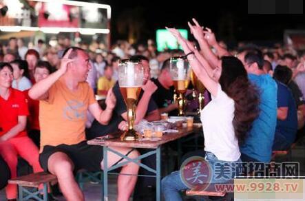 海南五城青岛啤酒节狂欢接力进行时