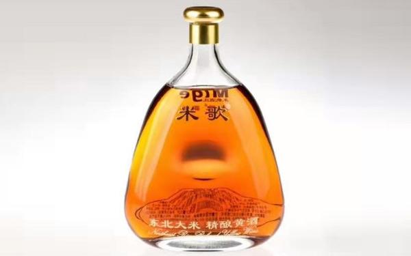 【发现美酒】东北大米精酿黄酒:米歌黄酒