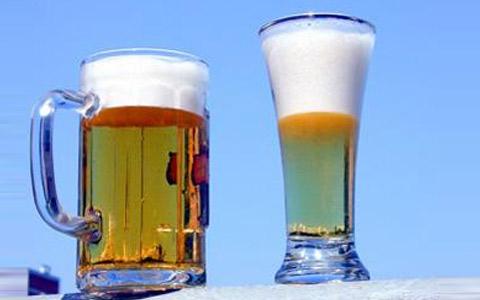 原浆啤酒加盟代理,崂冰啤酒金罐白啤原浆招商