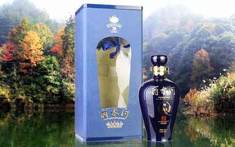 【发现美酒】酉水河酒