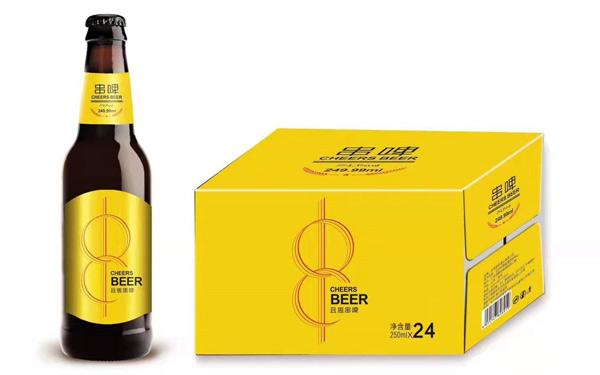 【发现美酒】且思串啤,一款具有特色的啤酒