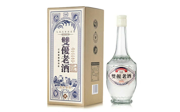 【发现美酒】双优老酒,浓香经典,记忆中的那瓶酒