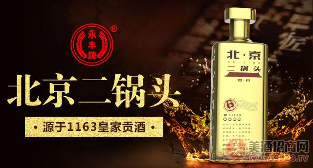 北京二锅头酒丰芒系列