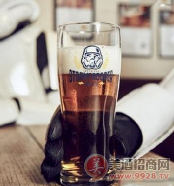 英国酒厂推出《星球大战》主题啤酒
