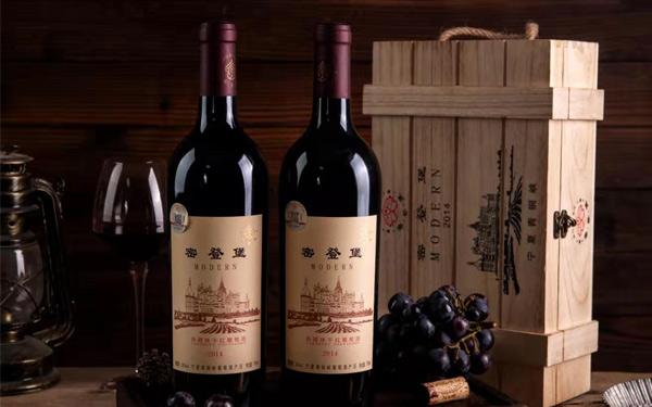【发现美酒】宁夏密登堡赤霞珠干红葡萄酒,品味时光的味道