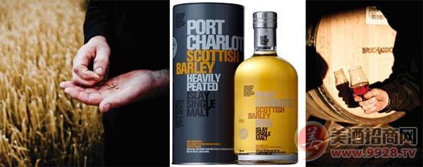 波夏苏格兰麦芽单一麦芽威士忌