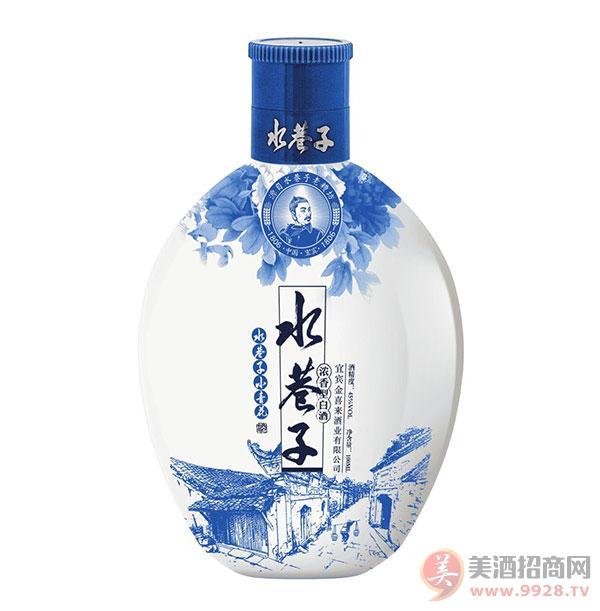 金喜�砭�I水巷子系列酒