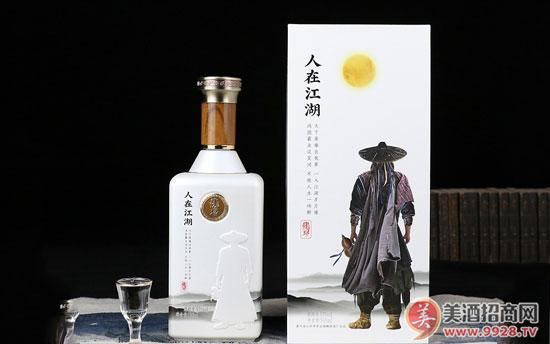 【发现美酒】人在江湖大侠酒