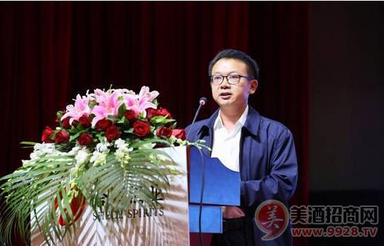 遂宁市政协副 周通致辞
