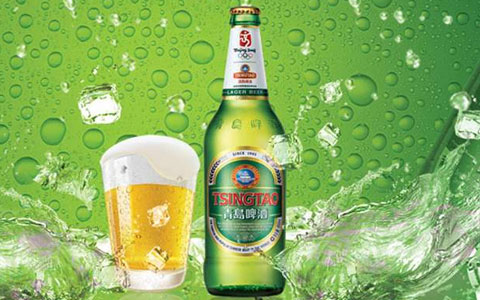 ���c期�g青�u啤酒�a量4600千升