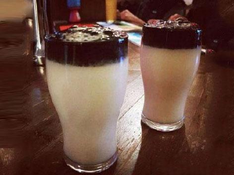 英国酿酒商发布白色的健力士黑啤