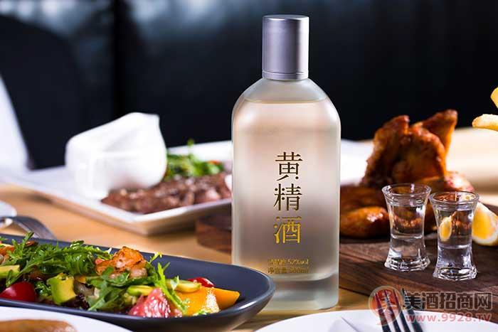 黄精酒52度500ml