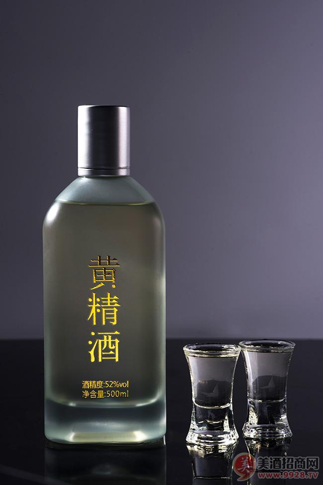 雪瑞安黄精酒,具有养生功效的高端白酒!