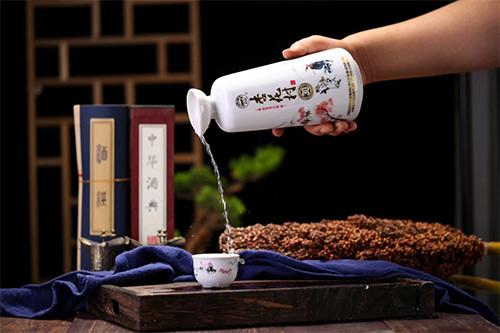 杏花村酒优雅30
