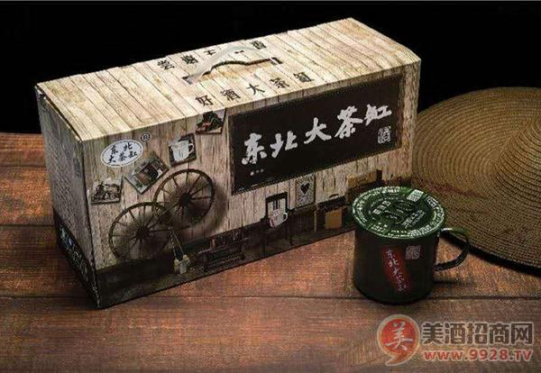 � 北大茶缸酒52度375ml