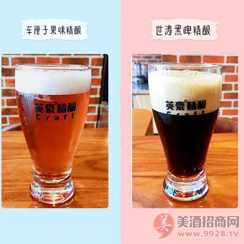 开一家有情怀的精酿啤酒馆,品一杯有温度的精酿啤酒