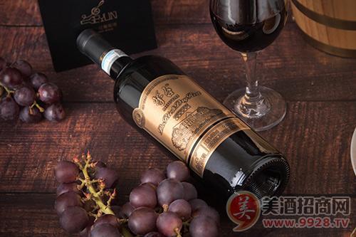 茅台歌韵干红葡萄酒