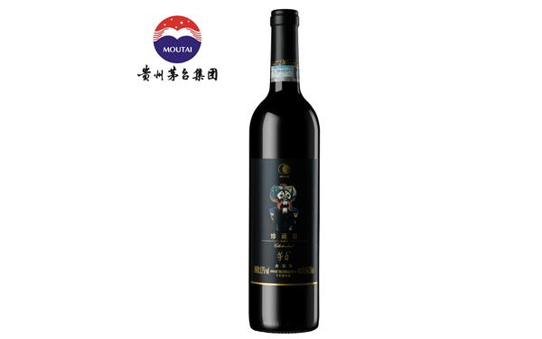 【�l�F美酒】茅�_葡萄酒��粹珍藏�赤霞珠干�t