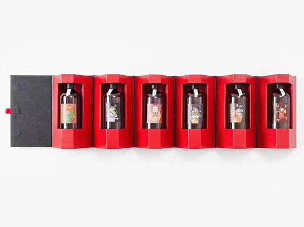 五路財神+鼠將軍 會稽山新年高端黃酒禮盒上市發售中