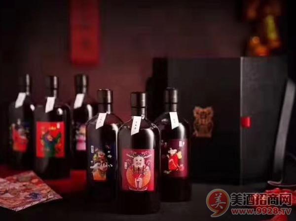 ��稽山�神酒�Y盒