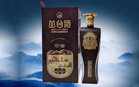 【发现美酒】丛台酒·清韵,来自河北邯郸的地方名酒!