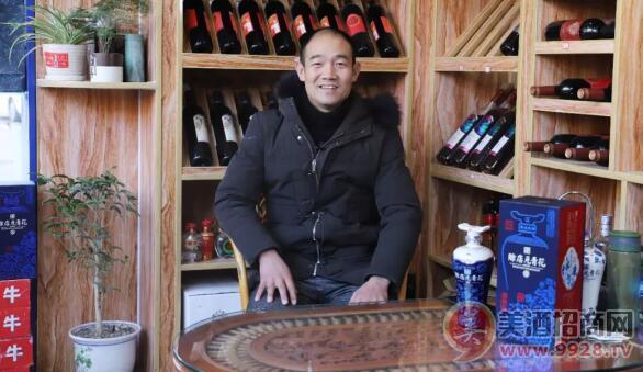 元青花·洞藏年份酒成年货礼品背后的故事
