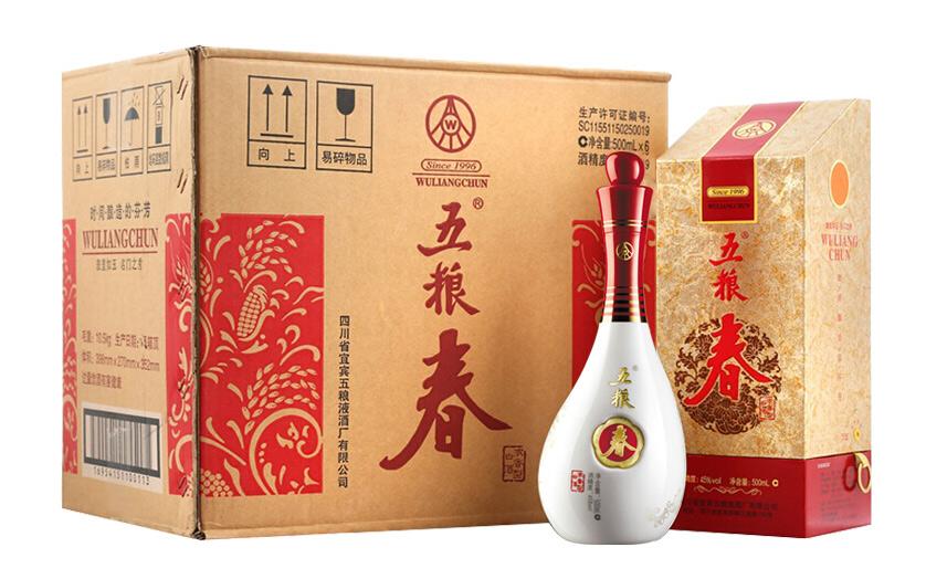 【发现美酒】五粮春酒精品1996,时间酿造的芬芳