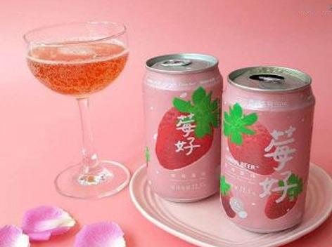�_啤微醺春冬限定�a品「莓好啤酒」隆重上市!