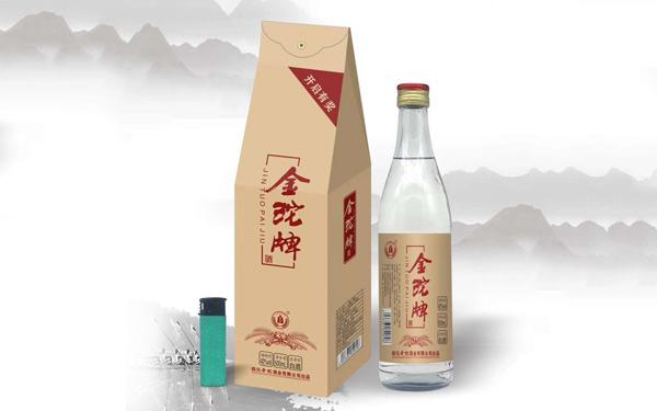 【发现美酒】金砣牌酒:带奖的平价白酒
