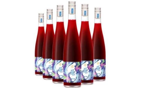 【发现美酒】冰爆草本果酒-蓝