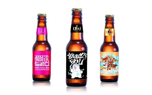 【�l�F美酒】京德精�啤酒