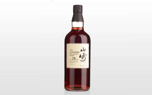 【发现美酒】山崎25年单一麦芽威士忌