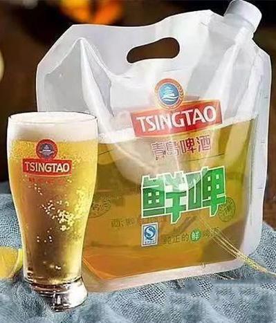 袋装啤酒厂家,袋装啤酒代理商怎么联系?