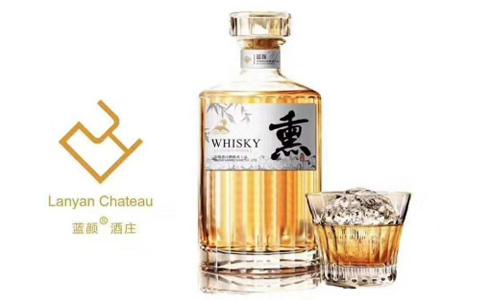 【发现美酒】蓝颜酒庄经典熏威士忌