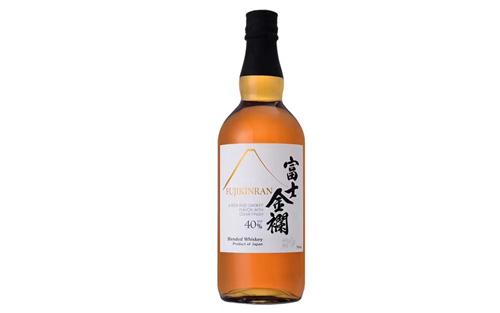 日本进口威士忌 富士金襕威士忌
