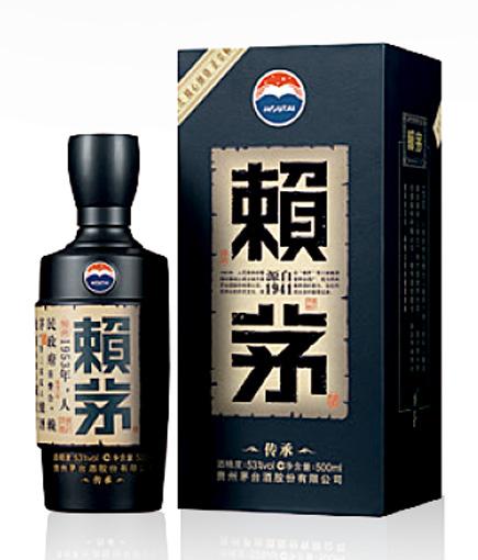 赖茅酒53度价格表,贵州赖茅酒传承蓝贵吗?