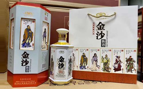 【�l�F美酒】�F州金沙�u酒(六圣)