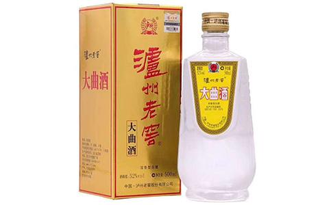 【发现美酒】大曲酒52度500ml