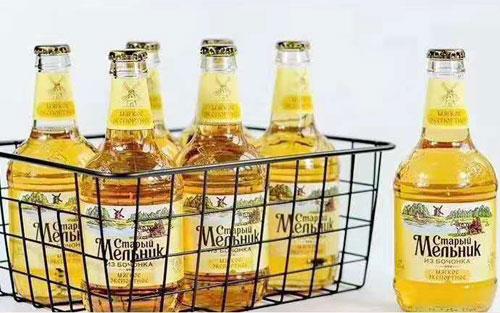 【发现美酒】俄罗斯进口啤酒 米勒淡爽啤酒