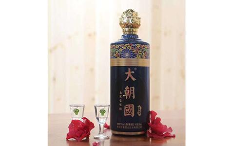 【发现美酒】大朝国酒