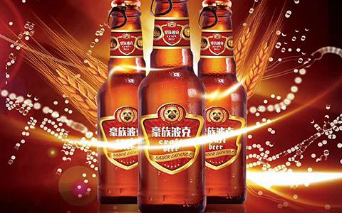 【�l�F美酒】豪族波克啤酒