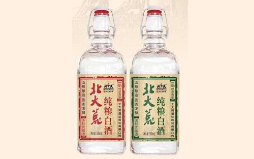 【发现美酒】北大荒纯粮白酒 固态酿造 好喝不上头